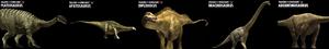 Sauropods