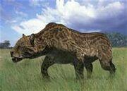 Dinofelis Walking with Beasts