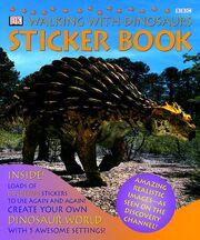 WWD USA Sticker Book