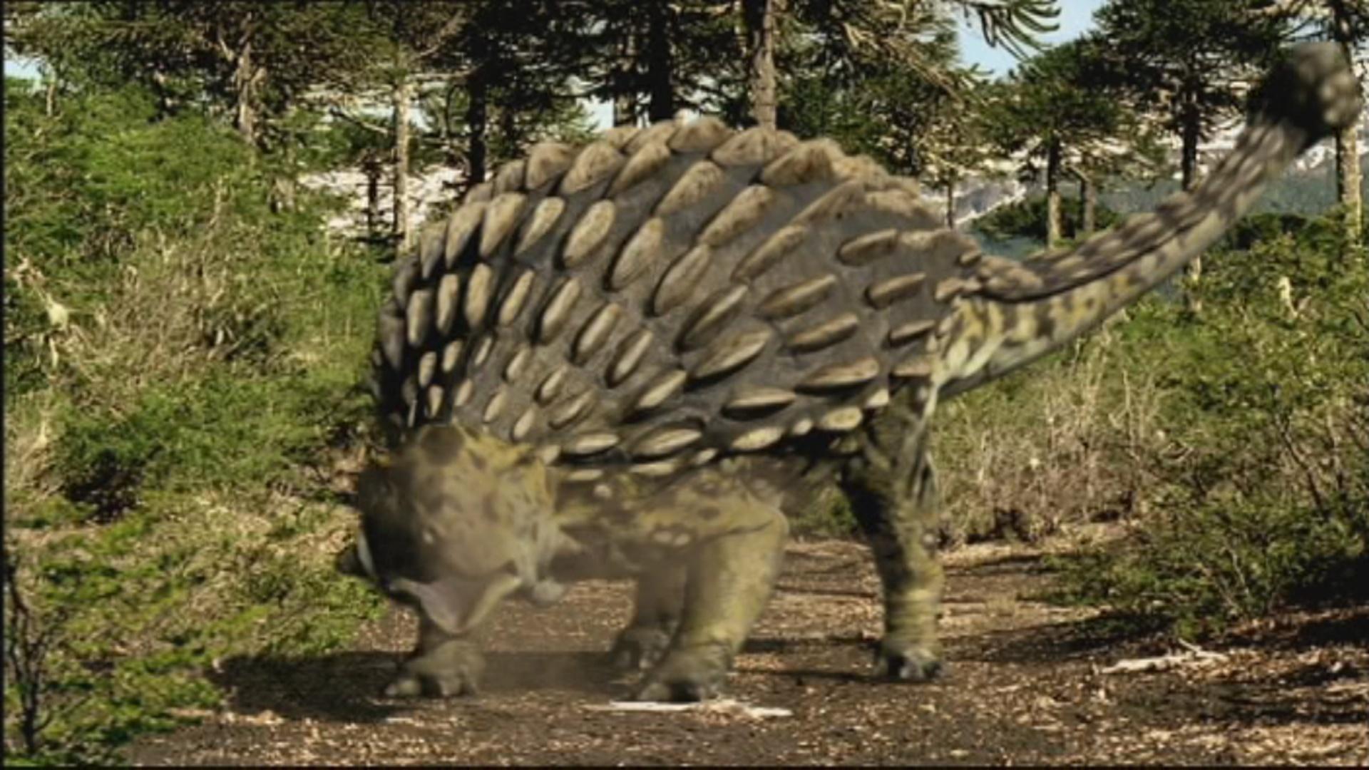 Ankylosaurus | Walking With Wikis | Fandom powered by Wikia
