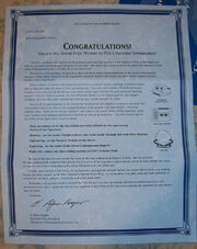 Sweepstakes Letter