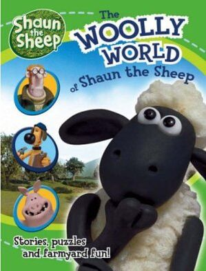 TheWoollyWorldofShauntheSheepBook