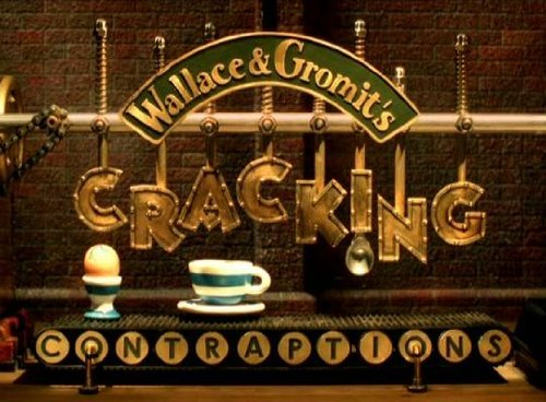 Image result for cracking contraptions