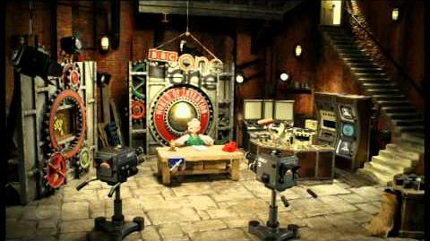Wallace & Gromit's World Of Invention - They're back!