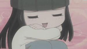 Sunako feeling cozy
