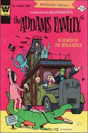 Addams Family Vol 1 1-B