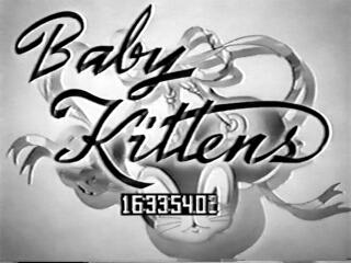 Babykittens-title