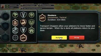 War Commander Hookers Special Ops Surge-0