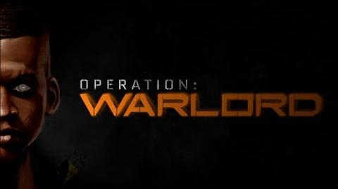 War Commander Operation Warlord