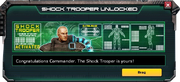 ShockTrooper-UnlockMessage