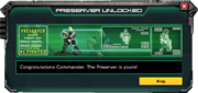 Preserver-UnlockMessage