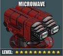 Microwave Turret