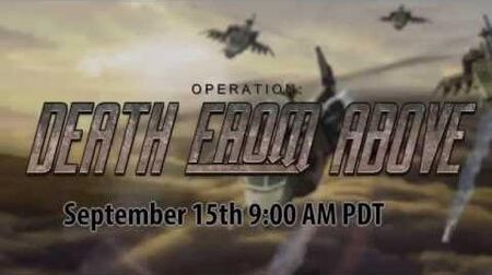 War Commander Operation Death From Above