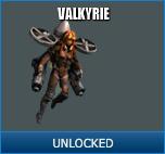 Valkyrie-Unlocked