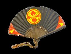 World War 2 Tessen Fan