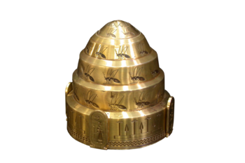 Hatshepsut's Golden Bee Hive (Cut)