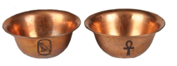 Copper Bowls of Life and Death