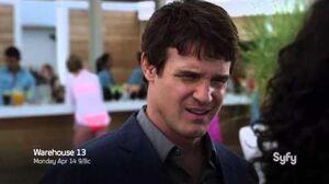 Warehouse 13 Season 5 Launch Trailer 2