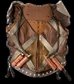 H.G. Wells's Imperceptor Vest