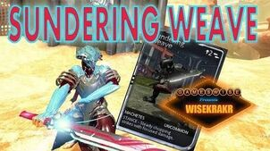 GamesWise SUNDERING WEAVE MOD Machete Melee 2