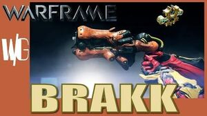BRAKK Pistol-Shotgun 1 forma - Warframe Weapons Update 17