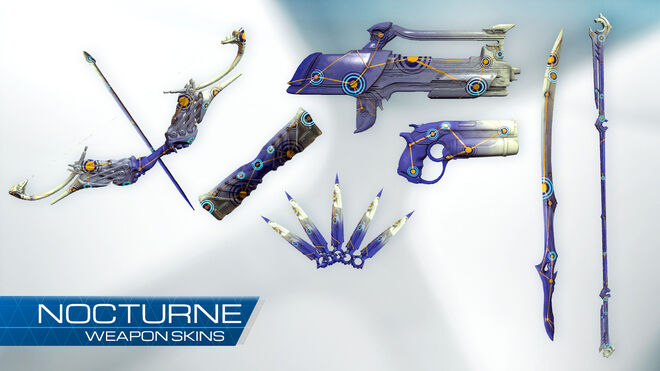 Nocturne Tenno Reinforcements