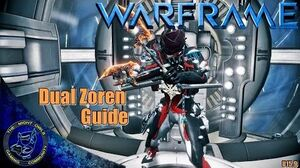 Warframe Dual Zoren Build Guide (U15