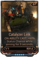 Catalyzer Link