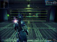 Corpus Laser Barrier