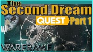THE SECOND DREAM QUEST Part 1 What is a Tenno? Warframe