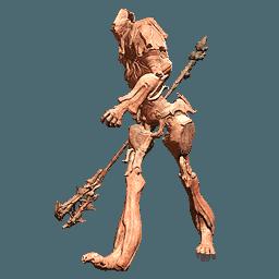 how to build a effigy warframe