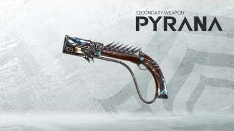 Tenno Reinforcements - Pyrana