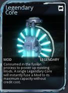 Legendary Core