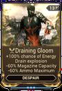 DrainingGloomMod