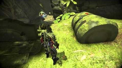 Tenno Reinforcements - Helios Sentinel