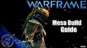 Equinox Warframe Build Francais