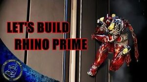 Warframe Rhino Prime Build Guide