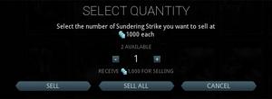 SelectQuantity
