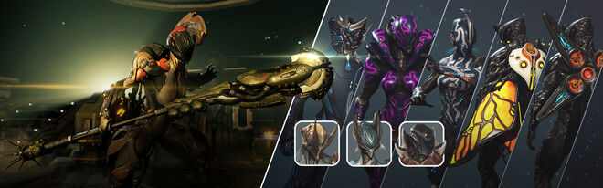 Update 19.4 Tenno Reinforcements