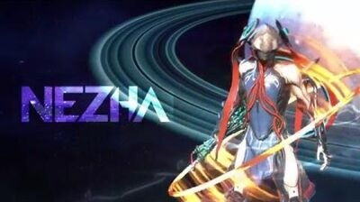 Warframe Profile - Nezha