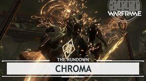 Warframe Chroma, Taste The Rainbow therundown