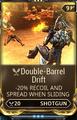 Doublebdrift