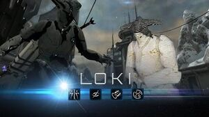 Warframe Loki