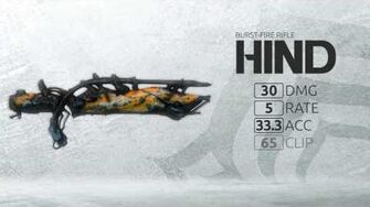 Tenno Reinforcements - Hind