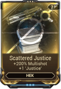 Scattered Justice