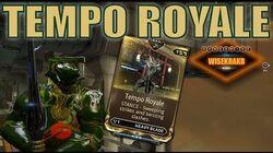 Warframe Mods - TEMPO ROYALE Heavy Blade Stance mod - Update 15