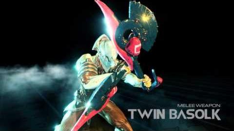 Tenno Reinforcements - Twin Basolk