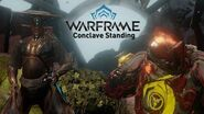 How to earn Conclave Standing in Warframe!