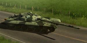 T-64B ingame
