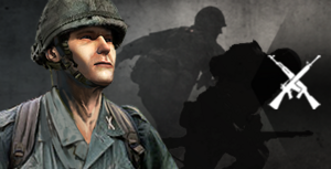 Rifleman Portrait